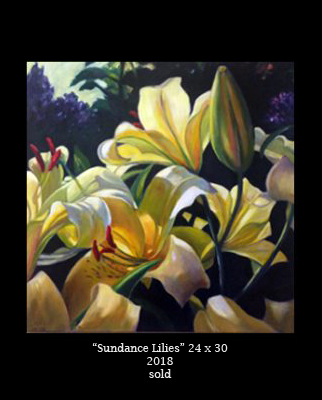 Sophie Frieda Floral _oil paintings on canvas, Originals and Commssioned works